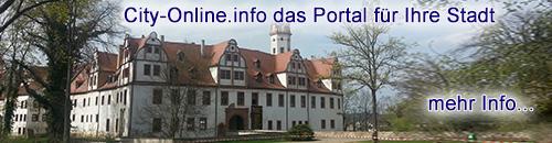 Portal für Stadt
